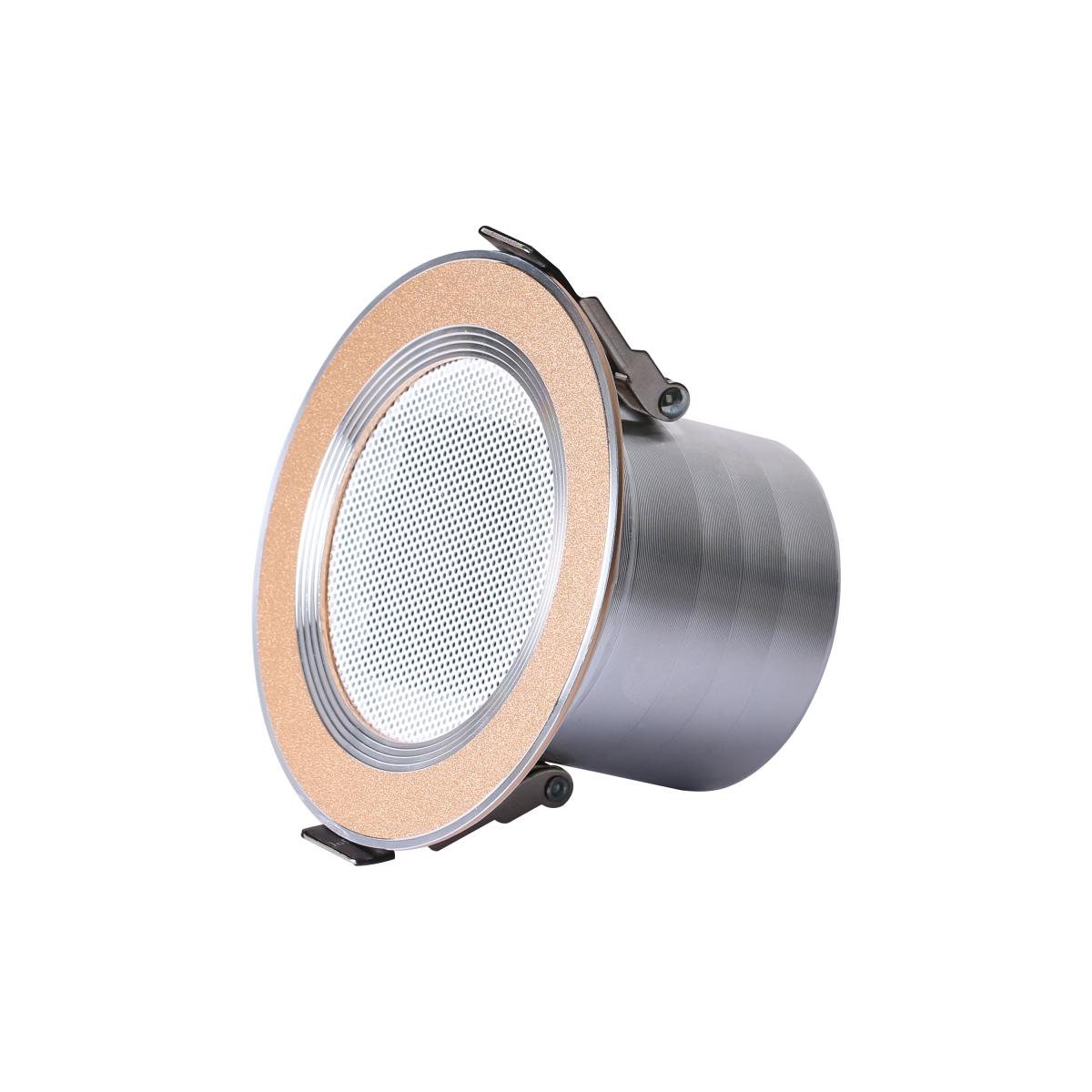 亿佳音3寸筒灯吸顶喇叭JY-308智能背景音乐主机音箱