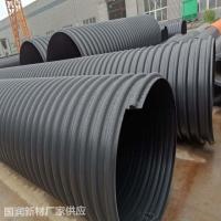 大量供应专业生产钢带增强螺旋波纹管