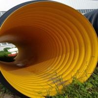 钢带波纹管型号齐全 流通能力强 口径大