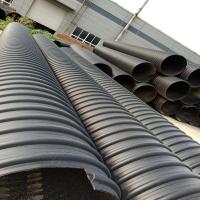 地埋钢带增强波纹管免费安装
