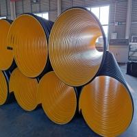 钢带增强波纹管指导安装