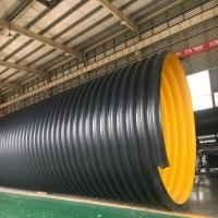 环保聚乙烯增强螺旋波纹管售后安装