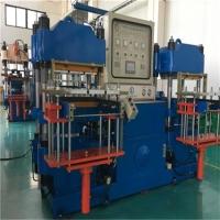 橡膠硫化機 硅膠硫化機 200噸雙工位的硫化機
