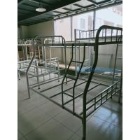 佛山建筑工地铁架床钢制上下床厂家批发双人床铁床高低床