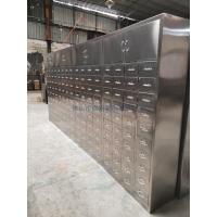 顺德不锈钢档案柜不锈钢厨柜钢制文件柜工厂不锈钢中药柜