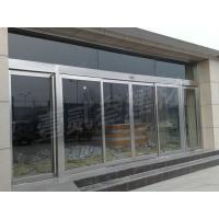 南宁感应自动平移玻璃门安装