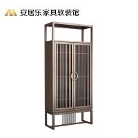 新中式逢源书柜