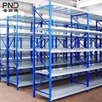 合肥普耐德钢制货架库房仓储货架超市置物架展示架
