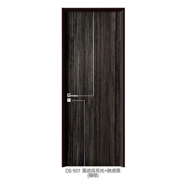 DS-501墨迹高亮光+肤感黑(描银)