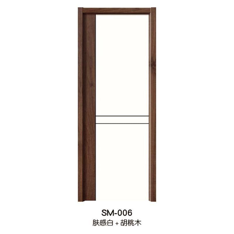 SM-006 肤感白+胡桃木