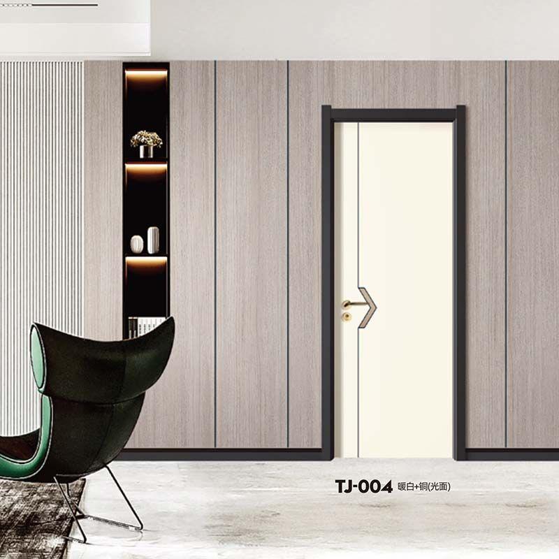 TJ-004暖白+铜(光面)