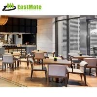 批发组合酒店餐桌 四人六人餐桌椅 现代饭店餐桌 酒店订制
