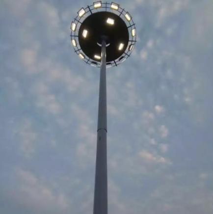 15-30米升降高杆灯烟台灯具