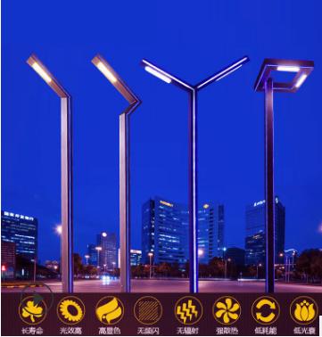 山东生产室外景观灯景观灯柱