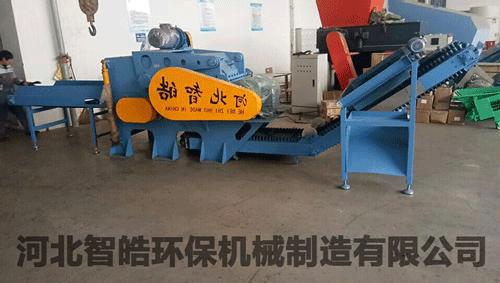 800型55kw塑鋼粉碎機粉碎分離一體機