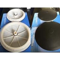 盤式曝氣器 盤式曝氣頭 微孔曝氣頭生產