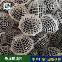 悬浮球填料 多孔悬浮填料 填料生产 江源现货