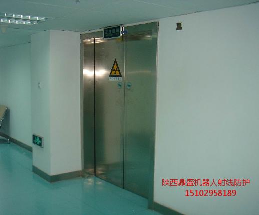 射线防护门 铅玻璃  硫酸钡  铅板