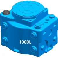ExLlft1000为大型商场 超市污水提升器