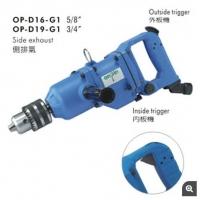 供应OP-D16-G1气动钻齿轮式昆山气动工具