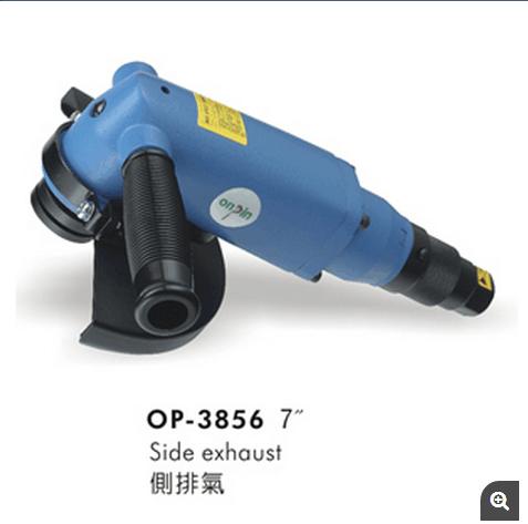 供应OP-3856气动角磨机砂轮机昆山气动工具