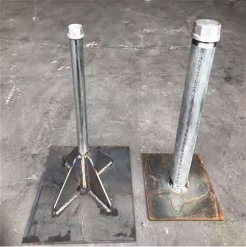 高速用鍍鋅沉降板廠家沉降觀測標配件