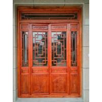 西安仿古門窗,實木門窗,古建門窗,松木門窗