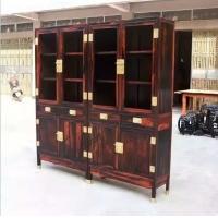 西安红木书柜,榆木书柜,仿古书柜,中式书柜,厂家供应书柜