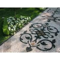 韶关精品鹅卵石庭院按摩铺路石  多种规格优惠批发