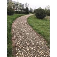 安徽鹅卵石 鹅卵石铺地 鹅卵石造型 铺地石安装