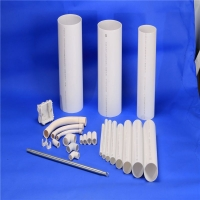 預埋電線護套pc阻燃管材乳白色佛山廠家定制生產加工