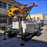 聚强XPL-80A新款高压旋喷钻机,多功能高压旋喷桩机