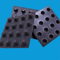 卷材排水板,绿化排水板,屋面防渗隔热排水板。