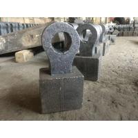 牙板錘頭配件 雙金屬復合錘頭 高鉻合金鍛造破碎機錘頭