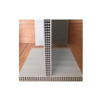 防阻燃建筑塑料模板 中空建筑模板