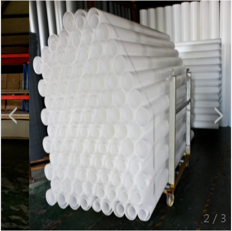 供應PP白管,原料通風管,塑料風管,成型風管