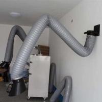 焊烟机除尘增强风管A耐高温尼龙布除尘管