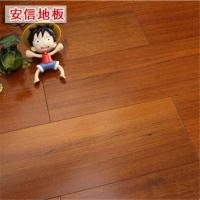 安信 缅甸柚木 多层实木复合地板 地热地暖适用 厂家直销