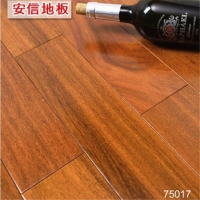 安信 二翅豆(龙凤檀木) 纯正全实木地板 南美进口材种 厂家
