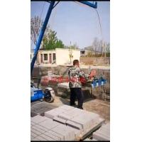 電動遙控碼吊機 水泥磚上磚機