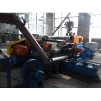 廠家供應低煙無鹵造粒生產線設備與配方