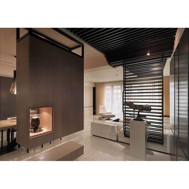 家庭现代装修-木门设计制作-南京博雅斯木业