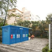 大厦写字楼酒店垃圾分类中转房季都DS-1