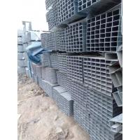 濟南鍍鋅方管近期價格 濟南鍍鋅方管型號