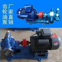 河北宇碩齒輪泵 KCB齒輪油泵 泊頭批發 大流量電動抽油