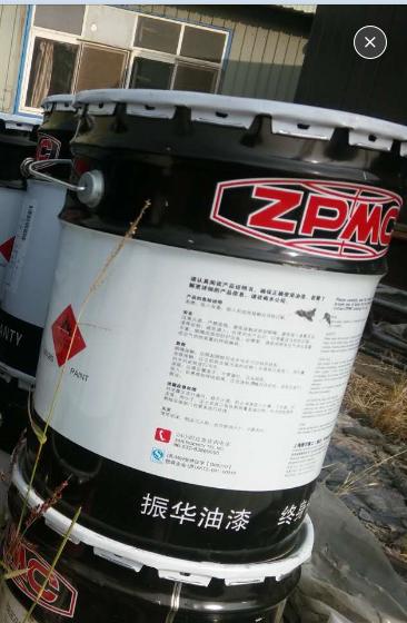 常州振华ZPZinc7062W 水性环氧富锌漆
