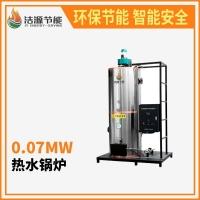 潔源0.7MW燃氣采暖鍋爐(JY-CLSY-0.7MW)