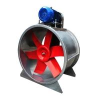 广东风机厂家直销T40-C式皮带传动轴流式通风机电机外置