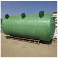 定制一体化预制雨水泵站 地埋污水提升泵站