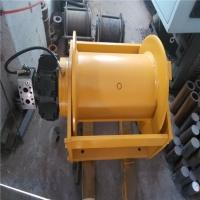 山東供應3噸液壓絞車卷揚機分解圖片